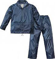Greenbay Giacca Impermeabile Pantaloni Impermeabili Antipioggia XL - 461013