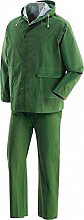 Greenbay 462009-XXL Giacca Impermeabile Pantaloni Impermeabili Antipioggia