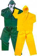 Greenbay Giacca Impermeabile Pantaloni Impermeabili Antipioggia PVC XXL - 462009