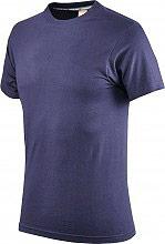 Greenbay 471006 XL T Shirt Maglietta manica corta Maglia Cotone Tg XL Blu 145 471006