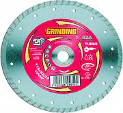 Grinding Forza Turbo Disco Diamantato per Cemento Granito Corona Continua 115 mm