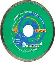 Grinding PC Disco Diamantato per Ceramica Corona Continua Diamentro 115 mm