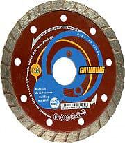 Grinding PN-K Disco Diamantato per Materiali da Costruzione con flangia 115 mm