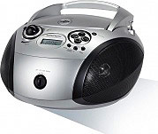 Grundig Stereo portatile Boombox Lettore CD MP3 FM USB RCD 1445 USB GDP6300