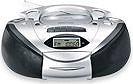 Grundig Stereo portatile Boombox CD Cassette FM USBMMCSD Mp3 RRCD 3720 DEC