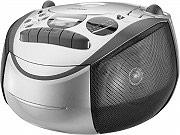 Grundig Radio Registratore Lettore CD Cassette Radio FM - RRCD 2700