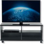 Guarnieri 396 Mobile porta TV Peso max 70 Kg 120x52x40 cm in ABS colore Nero