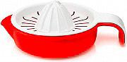 Guzzini 12035131 Spremiagrumi Casa Rosso Plastica per alimenti -  Forme