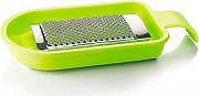 Guzzini 12045684 Grattugia con Lama Smontabile colore Verde Mela  Forme Casa