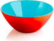 Guzzini Ciotola Rotonda 1.15 lt in SAN Azzurro  Arancione 281420144 My Fusion