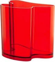 Guzzini 28930165 Portariviste Dimensione 32x22.8 cm Rosso Isola