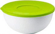 Guzzini 29262084 Contenitore per Alimenti 20 cm Plastica BiancoVerde  My kitchen