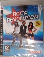 HALIFAX Rock Revolution Videogioco per PS3  Musicale 12+