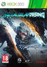HALIFAX X3601250 Metal Gear Rising: Revengeance, Xbox 360 ITA