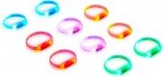 HERCULES 4780878 Bracciale Polso Cinturino Luminescente 10 pz colori Assortiti