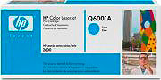 HP Q6001A Toner Originale Ciano Color LaserJet 160026002605  124A
