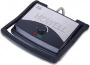 HOWELL GR790 Bistecchiera elettrica basculante antiaderente Potenza 2000 Watt