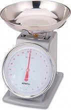 HOWELL Bilancia Cucina Meccanica col. Silver 20 Kg. HBC690