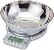 HOWELL Bilancia Cucina Digitale Elettronica In Acciaio Hbc693
