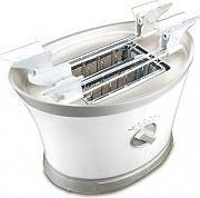 HOWELL Tostapane per Toast 2 Fette 800W 6 Livelli cottura - HO.HF495LUXB