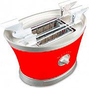 HOWELL Tostapane per Toast 2 Fette 800W 6 Livelli cottura - HO.HF495LUXR