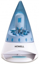 HOWELL HMS1020 Kit Set Manicure Ricaricabile