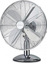 HOWELL Ventilatore da Tavolo a Pale ø 40 cm Oscillante 3 Velocità - HO.HVTM160