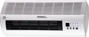 HOWELL HO.RTP2019 Termoventilatore a parete Stufa elettrica Riscaldamento 2000W