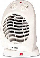 HOWELL Termoventilatore caldobagno stufa elettrica oscillante 2000W HTV207R