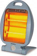 HOWELL RSQ125 Stufa elettrica al quarzo Potenza 1000 Watt