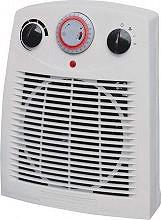 HOWELL RTV24 Termoventilatore Stufa elettrica Caldobagno 2000W Timer Termostato