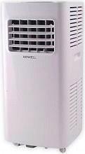 HOWELL Condizionatore Portatile Climatizzatore 9000 Btu A Deumidificatore HO.VAP9016