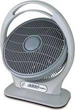 HOWELL Ventilatore da Tavolo a Pale ø 35 cm Oscillante 3 Velocità - VEB451MQ