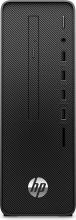HP 123Q8EA#ABZ 290 G3 PC Desktop Intel i3 i3 SSD SFF Nero PC Windows 10 Pro 123Q8EA