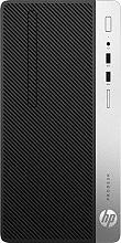 HP 1JJ76EA PC Desktop Intel i7 8 GB Hd SSD 256 Gb LAN Windows 10  ProDesk 400