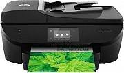HP Stampante Multifunzione A4 a colori Wi-Fi LAN Officejet 5740 e-AiO B9S79A