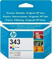 HP Cartuccia Inkjet Originale 343 col. C8766EEBL