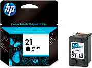 HP C9351AE Cartuccia Originale Inkjet Compatibile HP Nero - 21