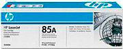 HP Toner Originale Stampante Nero LaserJet M1132 MFPP1106t P1108w CE285A N°85A