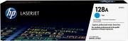 HP CE321A Toner Originale Ciano per Laserjet