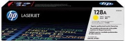 HP CE322A Toner Originale Giallo per Laserjet