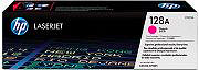 HP Toner Originale Laser Compatibile con HP Magenta - 128A - CE323A
