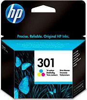 HP CH562EE Cartuccia Originale Inkjet Ciano Stampante HP Deskjet 3050 aIO series