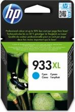 HP Cartuccia Inkjet Originale 933 XL Ciano CN054AE