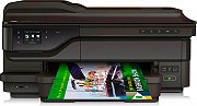 HP G1X85A Stampante inkjet Multifunzione A3 Fax Officejet 7612 Wide Format AiO