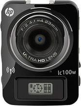 HP Videocamera per Sport Full HD 8Mpx Sensopre CMOS Wi-Fi - LC100W - L4T47AA