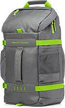 "HP Borsa zaino porta pc notebook 15,6"" col Grigio Odyssey Backpack L8J89AA"