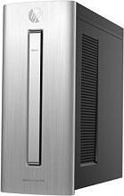 HP PC Desktop Intel i7 8 Gb 1000 Gb (1Tb) LAN Wi-Fi Win10 Envy 750-200NL T1H41EA