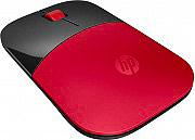 HP Mouse Ottico Wireless 3 Tasti con Rotella 1200 DPI Ambidestro Rosso - Z3700