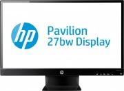 HP V9D84AA Monitor PC 27 pollici FHD Ultra Wide 350 cdm² VGA DVI HDMI  27WM